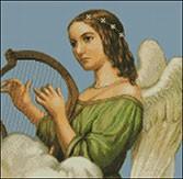 Гоблен - Ангел хранител