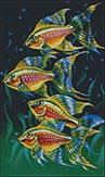 Гоблен - Риби