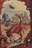 Гоблен - Скорпион