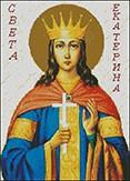 Гоблен - Света Екатерина