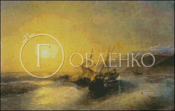 Море /Айвазовски/