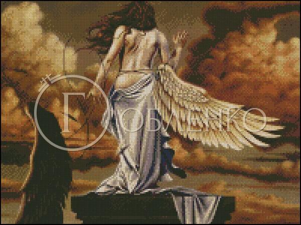 Раненият ангел