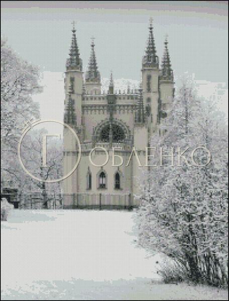 Зимен замък