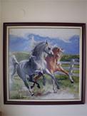 Буйни коне
