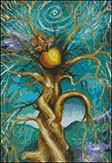 Гоблен - Живо дърво
