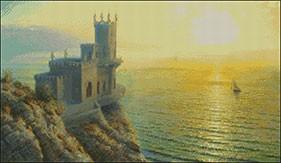 Гоблен - Омагьосаният замък
