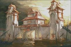 Гоблен - Пристанището