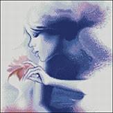 Гоблен - Синьо мечтание