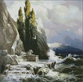 Гоблен - След буря