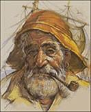 Гоблен - Старият моряк