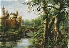 Гоблен - Старият замък