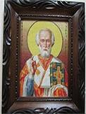 Гоблен - Свети Николай - Чудотворец