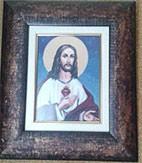 Гоблен - Сърцето на Иисус