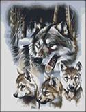 Гоблен - Вълчицата