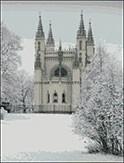 Гоблен - Зимен замък